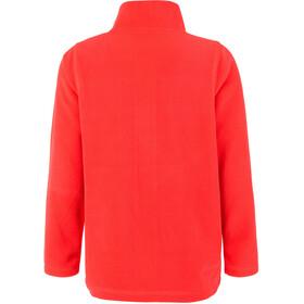 Color Kids Tembing Fleece Jacket Kids racing red